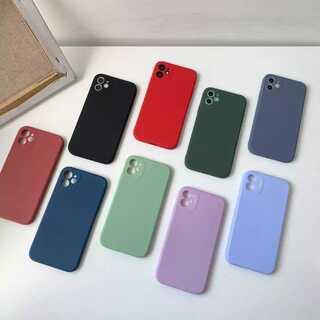 大人気  パステル くすみ iPhoneケース スマホ 在庫僅か