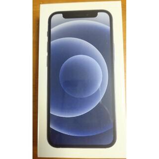 新品未開封 アップル iPhone 12mini 128GB BLACK