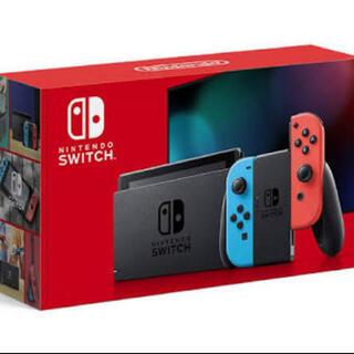 Nintendo Switch - 任天堂 スイッチ ネオン