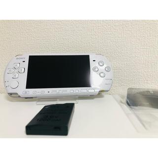 PSP 3000 本体 ホワイト 1式