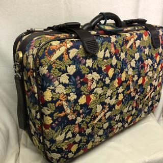 Disney - 【90分限定価格】ディズニー くまのプーさん トランク キャリー 激レア バッグ