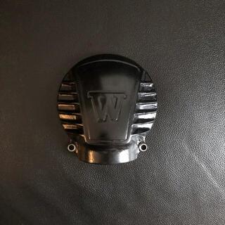 FORK ベベルギアカバー W650 W800 W400