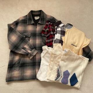 メンズ まとめ売り 福袋 コーディネート(シャツ)