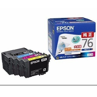 EPSON IC4CL76【箱なし】