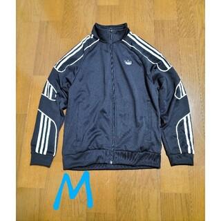 アディダス(adidas)の定価10989円‼️香川真司着用‼️adidasトラックジャケット黒M未使用(ジャージ)