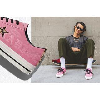 CONVERSE - 27.5cm ☆ sean pablo converse one star