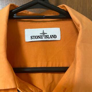STONE ISLAND - STONE ISLAND ロングスリーブシャツ