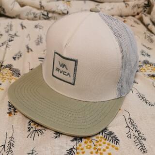 RVCA ルーカ メッシュキャップ 帽子