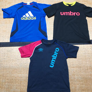 UMBRO - Tシャツ 150センチ 3着売り