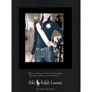 POLO RALPH LAUREN - Ralph Lauren ポロ・ラルフローレン ディアゴナルライン ポロシャツ