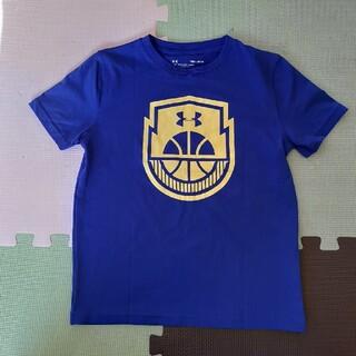 アンダーアーマー(UNDER ARMOUR)のUNDER ARMOUR バスケ シャツ 140(バスケットボール)