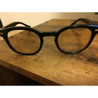 金子眼鏡 サングラス