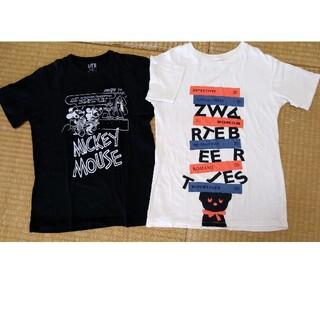UNIQLO - UNIQLO Tシャツ2枚セット
