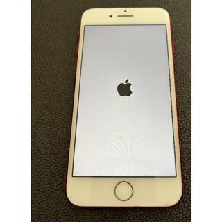iPhone - 期間限定!iPhone7 レッド SIMフリー