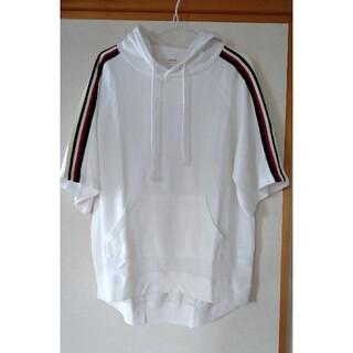アズノウアズ(AS KNOW AS)のas know as Tシャツパーカー(Tシャツ(半袖/袖なし))
