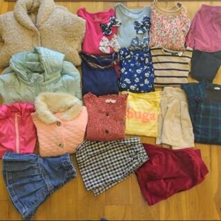 GAP Kids - 18点☆女の子秋冬服まとめ売り サイズ110 120