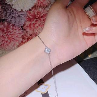 ダイヤモンドブレスレット k18 新品