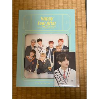 BTS JAPAN ペンミ VOL.4 ハピエバ DVD(B4002)