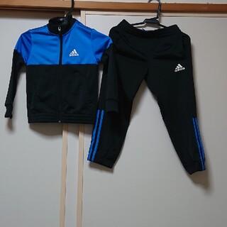 adidas - adidas アディダス キッズ ジャージ 上下 セットアップ 110cm