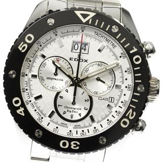 エドックス(EDOX)のエドックス クラスワン 10006 メンズ 【中古】(腕時計(アナログ))