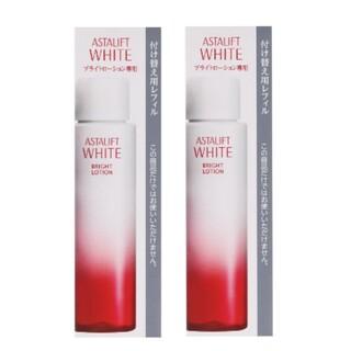 ASTALIFT - アスタリフト ホワイトブライトローション レフィル 2本