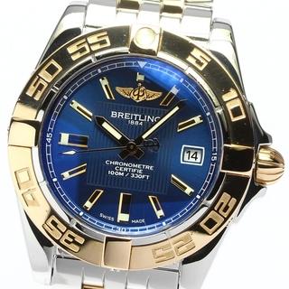 ブライトリング(BREITLING)の☆良品 ブライトリング ギャラクティック32 C71356 レディース 【中古】(腕時計)