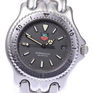タグホイヤー(TAG Heuer)のタグホイヤー セルシリーズ デイト S99.206E メンズ 【中古】(腕時計(アナログ))