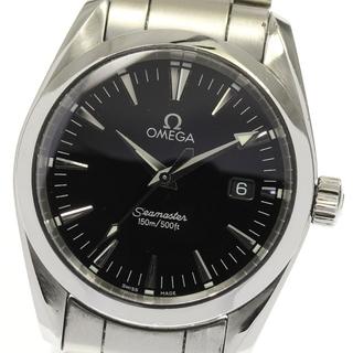 オメガ(OMEGA)のオメガ シーマスター アクアテラ デイト 2518.50 ボーイズ 【中古】(腕時計(アナログ))