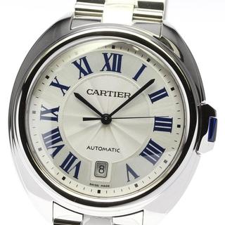 カルティエ(Cartier)の☆美品 カルティエ クレ ドゥ カルティエ メンズ 【中古】(腕時計(アナログ))