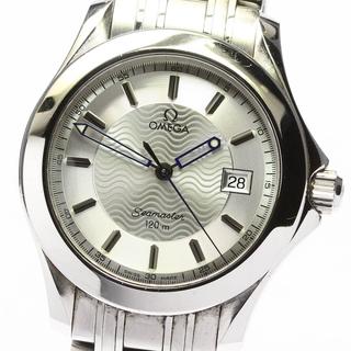 オメガ(OMEGA)のオメガ シーマスター120  2511.31 クォーツ メンズ 【中古】(腕時計(アナログ))