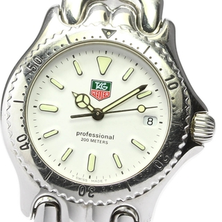 タグホイヤー(TAG Heuer)のタグホイヤー セル デイト S90.813 クォーツ ボーイズ 【中古】(腕時計(アナログ))