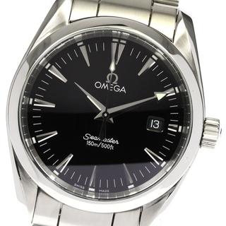 オメガ(OMEGA)の☆良品 オメガ シーマスター アクアテラ 2518.50 ボーイズ 【中古】(腕時計(アナログ))