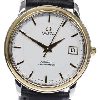 オメガ(OMEGA)のオメガ デビル プレステージ デイト  自動巻き メンズ 【中古】(腕時計(アナログ))