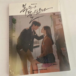 韓国ドラマ ボクスが帰ってきた OST(テレビドラマサントラ)