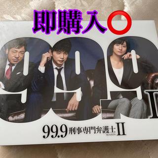 99.9-刑事専門弁護士- SEASONII DVD-BOX DVD