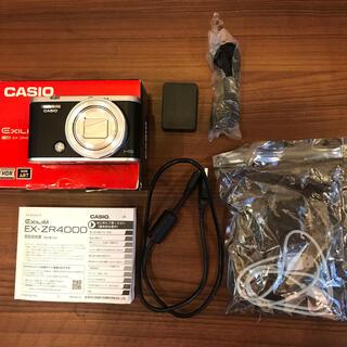 CASIO - CASIO HIGH SPEED EXILIM EXZR4000 デジタルカメラ