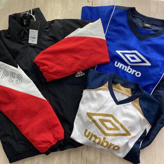 adidas - 新品 アディダス ジャケット アンブロ ピステ 長袖 サッカー フットサル