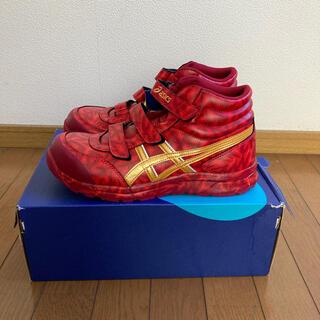 アシックス(asics)のアシックス安全靴(RED HOT  2)限定品(スニーカー)