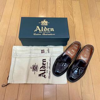 Alden - Alden  オールデン  コードバン タッセルモカシン