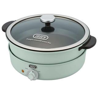 ラドンナ 電気グリル鍋 TOFFY PA K-HP2