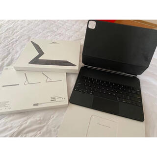 iPad - 12.9インチIpad Pro(第5世代)用Magic Keyboard US列