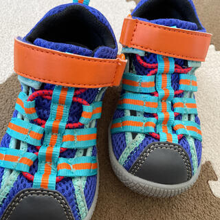 ミキハウス(mikihouse)のミキハウス(ブラックベア) 靴 サンダル 15.0(サンダル)