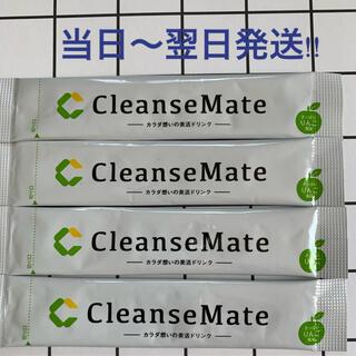 4本 クレンズメイト CleanseMate お試し(ダイエット食品)