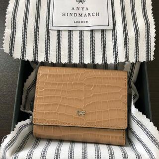ANYA HINDMARCH - アニヤハインドマーチ 三つ折り財布