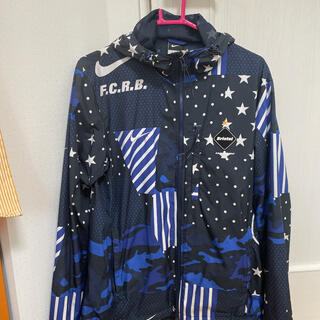F.C.R.B. - FCRB NIKE 16SS WOVEN JACKET