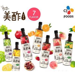 ミチョ 美酢 8本 4種類(ダイエット食品)