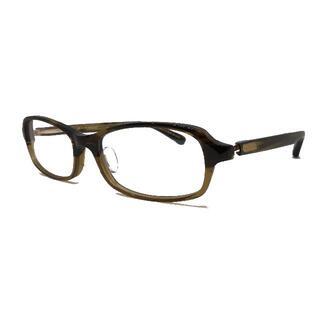 新品正規品 ターニング 谷口眼鏡 T-172 02 メガネ レンズ交換可能