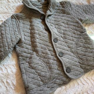 ムジルシリョウヒン(MUJI (無印良品))の秋 ジャケット 無印 キルト生地(ジャケット/上着)