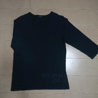 バーバリーブラックレーベル(BURBERRY BLACK LABEL)のバーバリー メンズ 七分丈 シャツ(Tシャツ/カットソー(七分/長袖))