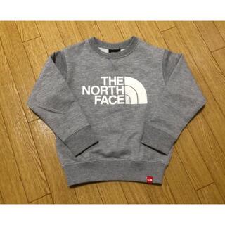 THE NORTH FACE - ノースフェイス スウェット トレーナー 110cm